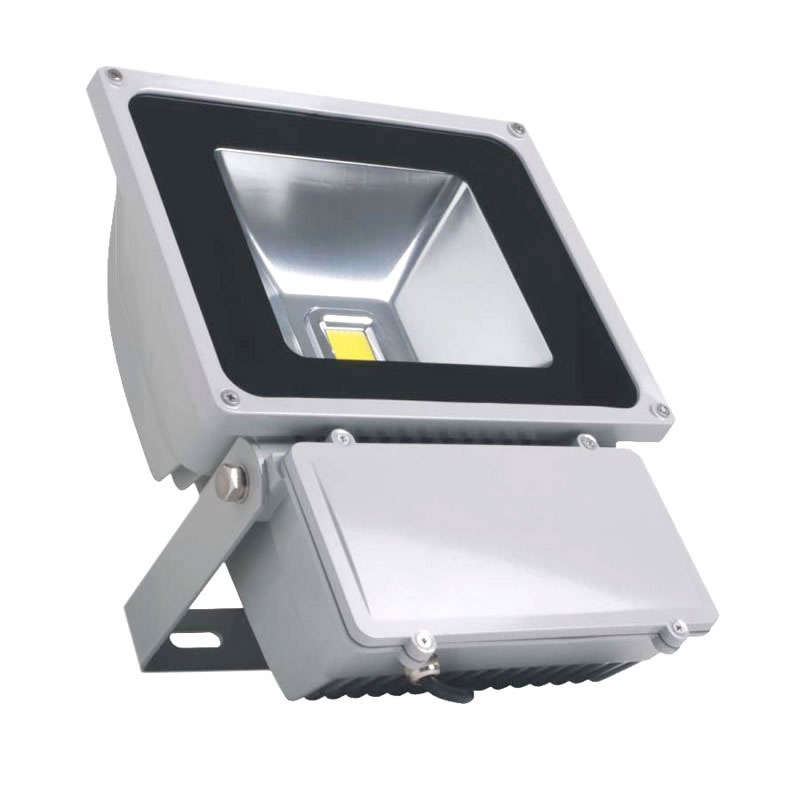 Led outdoor flood light MICROLED 70W, Cool white